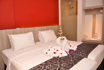 The Kusma Hotel Semarang - Casablanca Deluxe Room Only Regular Plan