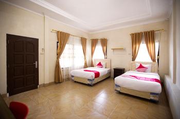 OYO 3207 Hotel Gracia Bandar Lampung - Suite Twin Room Early Bird Deal