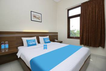 Airy Bandara Ahmad Yani Anjasmoro Raya 74 Semarang - Deluxe Double Room with Breakfast Special Promo Dec 42
