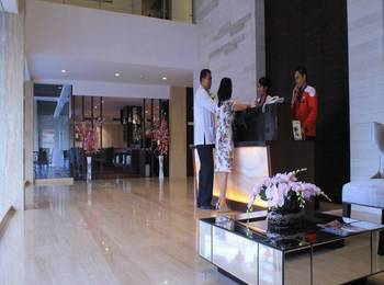 Cititel Hotel Pekanbaru - DELUXE TWIN Regular Plan