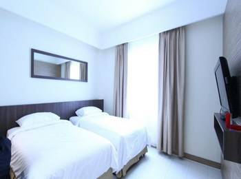 Cititel Hotel Pekanbaru - Deluxe Room Twin Regular Plan