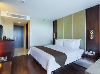 Swiss-Belresort Watu Jimbar - Kamar Deluxe King Dengan Jacuzzi Minimum 4 Nights Stay