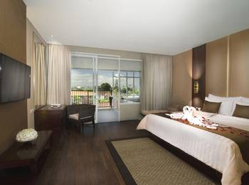 Swiss-Belresort Watu Jimbar - Jacuzzi Grand Deluxe King Room Flash Deal