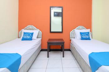 Airy Eco Pattimura 20 Semarang Semarang - Standard Twin Room Only Special Promo 4