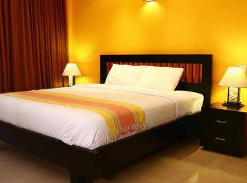 Eclipse Hotel Yogyakarta - Deluxe Room Only Regular Plan