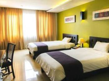 Eclipse Hotel Yogyakarta - Deluxe Room Only Diskon Minimum Stay