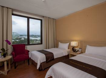Padjadjaran Suites Resort Bogor - Superior Room Only Promo - Non Refundable Regular Plan