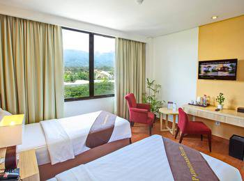Padjadjaran Suites Resort Bogor - Superior Twin With Breakfast PROMO GAJIAN