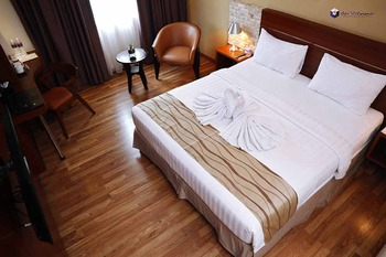 Da Vienna Boutique Hotel Batam - Deluxe King Regular Plan
