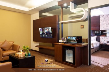 Da Vienna Boutique Hotel Batam - Executive Room Regular Plan