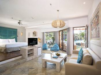 Sol Beach House Bali-Benoa All Inclusive by Melia Hotels Bali - XTRA BEACH HOUSE JUNIOR SUITE ALL INCLUSIVE (SILVER) BP1 10%