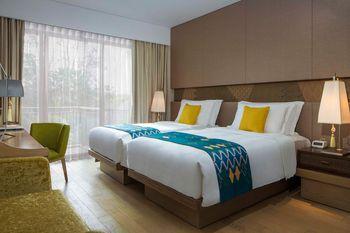 Movenpick Resort & Spa Jimbaran Bali Bali - Classic Pool View Twin Bed  Regular Plan