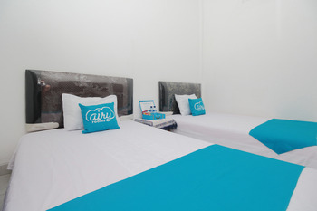 Airy Eco Tanjung Pura Telego Rejo 24 Balikpapan - Standard Twin Room Only Special Promo Aug 33