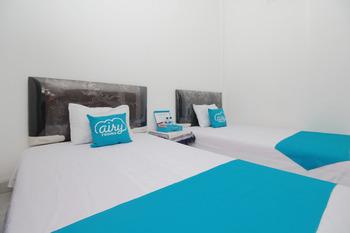Airy Eco Tanjung Pura Telego Rejo 24 Balikpapan - Standard Twin Room Only Special Promo June 28