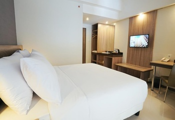 My Tower Hotel Surabaya Surabaya - JUNIOR SUITE KING ROOM Regular Plan