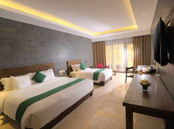 The Westlake Resort Yogyakarta - Family Room with Balcony Regular Plan