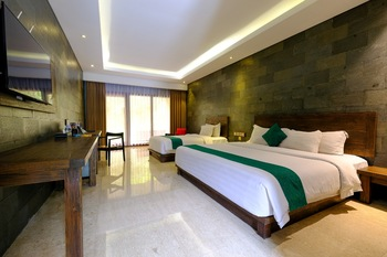 The Westlake Resort Yogyakarta - Family River View - Room Only Regular Plan