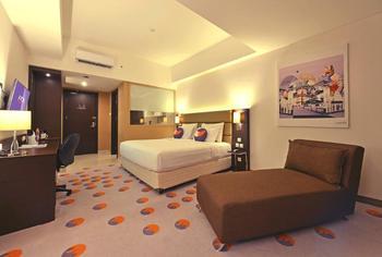 FOX HARRIS City Center Bandung Bandung - Deluxe Room Only Basic Deal 30%
