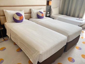 FOX HARRIS City Center Bandung Bandung - Triple Superior Room Only Basic Deal 30%