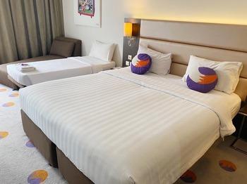 FOX HARRIS City Center Bandung Bandung - Triple Deluxe Room Only Regular Plan