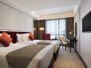 Swiss-Belboutique Yogyakarta - Deluxe Twin Room Only Regular Plan