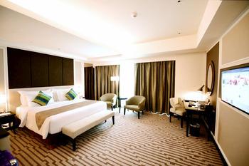 Swiss-Belboutique Yogyakarta - Grand Deluxe Room Only Regular Plan