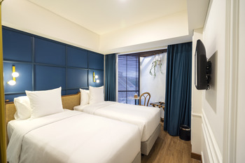 Maison Teraskita Bandung by The Gala Hotels Group Bandung - The Classic Maison Twin - Room Only Always On