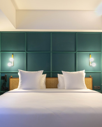 Maison Teraskita Bandung by The Gala Hotels Group Bandung - The Deluxe Maison Corner - Room Only Always On