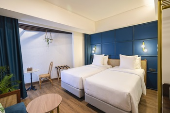 Maison Teraskita Bandung by The Gala Hotels Group Bandung - The Deluxe Maison Twin - Room Only Always On