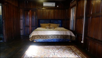 Rock and Wreck Dive resort Belitung - Village House One Bed Cottage Regular Plan