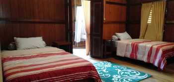 Rock and Wreck Dive resort Belitung - Village House Twin Bed Cottage Regular Plan