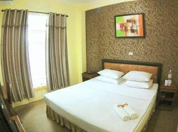 Hotel Andalas Permai Bandar Lampung - Deluxe Room Regular Plan