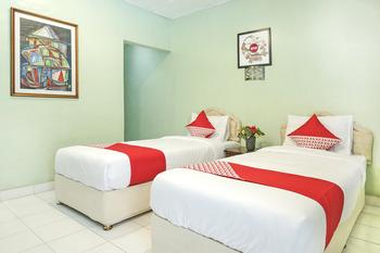 OYO 585 Hotel Perwita Sari Near RSUD Kota Yogyakarta Yogyakarta - Standard Twin Room Regular Plan