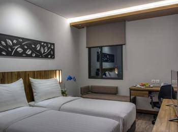 BATIQA Hotel Palembang - Deluxe Twin Room Regular Plan