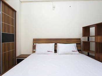 RedDoorz Apartment @City Light Ciputat Jakarta - RedDoorz Room Regular Plan