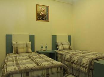 NIDA Rooms Bangka Muhidin Kompleks Sutos Air Anyut