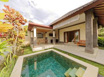 Villa Mandi Ubud - 1 Bedroom  Private Pool Villa Regular Plan