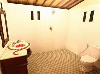 Villa Mandi Ubud - Joglo Villa Regular Plan