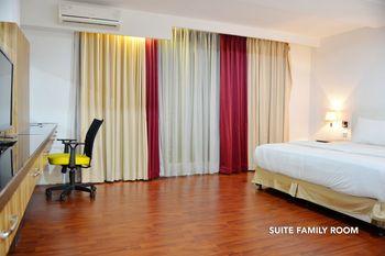 Kasira Residence Tangerang Selatan - Suite Family 2 BedRoom (Room Only) BASIC DEAL