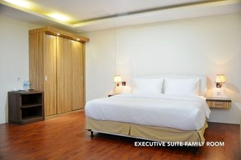 Kasira Residence Tangerang Selatan - Executive Family 2 BedRoom (Room Only) BASIC DEAL