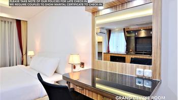 Kasira Residence Tangerang Selatan - Grand Deluxe Room Only BASIC DEAL