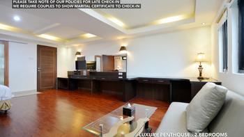 Kasira Residence Tangerang Selatan - Luxury Penthouse 2 Bedrooms Room Only BASIC DEAL