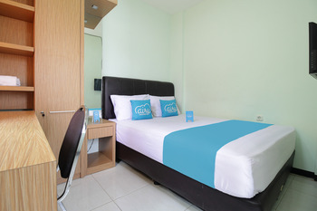 Airy Eco Syariah Kertomenanggal Sembilan 18 Surabaya - Deluxe Double Room Only Special Promo 12