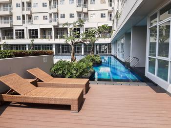 Brand New Studio at Bintaro Icon Apartment By Travelio