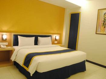 D Best Hotel Bandung - Deluxe Room With Breakfast Regular Plan