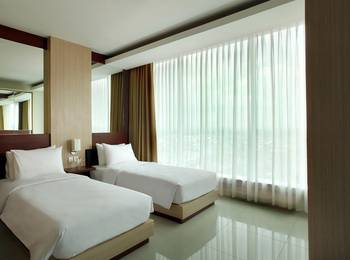 Hotel Santika Tasikmalaya - Superior Room Twin Regular Plan
