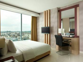 Hotel Santika Tasikmalaya - Superior Room Twin Offer 2020 Last Minute Deal