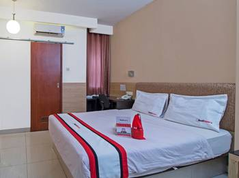 RedDoorz Near Hayam Wuruk Plaza Jakarta - RedDoorz Room Regular Plan