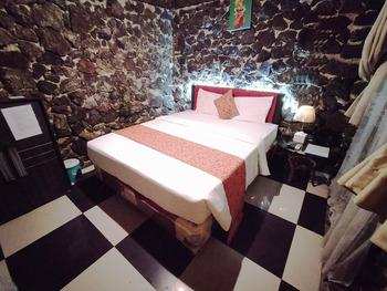 Etnik Bali Villa and Resto Kubu Selem Bandar Lampung - Drupadi Suite Room Breakfast Regular Plan