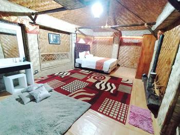 Etnik Bali Villa and Resto Kubu Selem Bandar Lampung - Ganesha Suite Room Breakfast Regular Plan